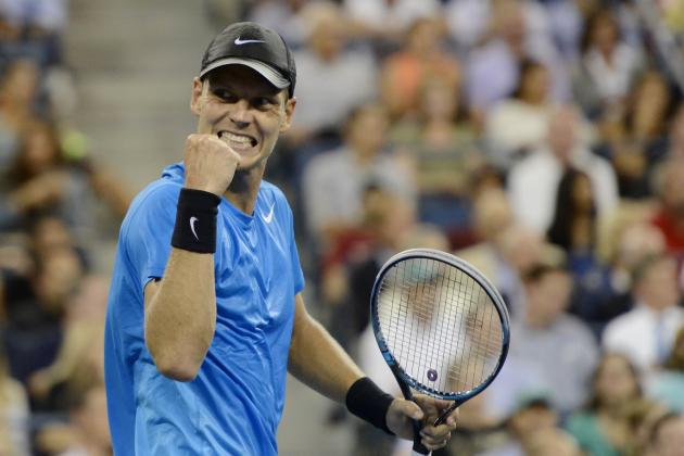 US Open Tennis 2012: Day 10 Scores, Results and Recap