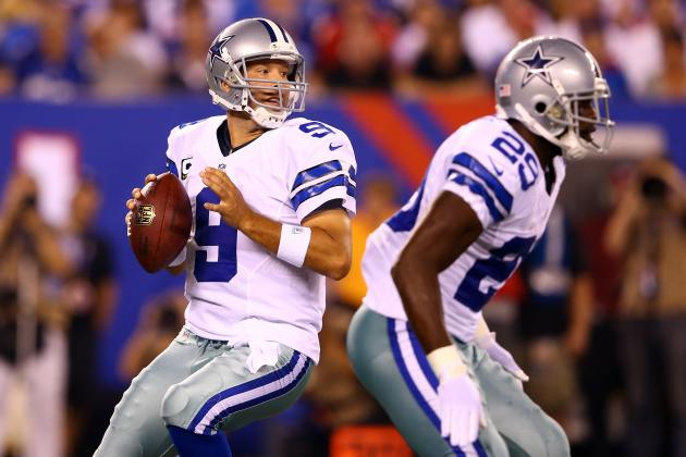 Cowboys vs. Giants: Romo Overcomes Early Mistake and Finds Winning Connection