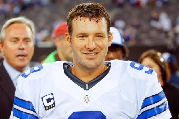 Dallas Cowboys vs. New York Giants: Watershed Moment for Tony Romo and Teammates
