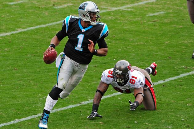 5  Reasons Carolina Panthers vs Tampa Bay Buccaneers Will Not Be a Blowout