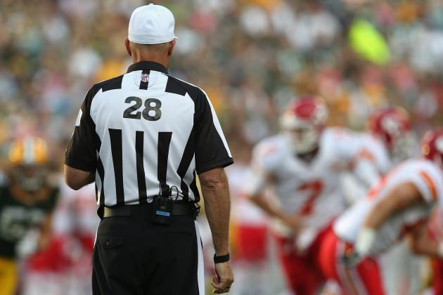Replacement Ref Season...er, the NFL Regular Season Is Here!