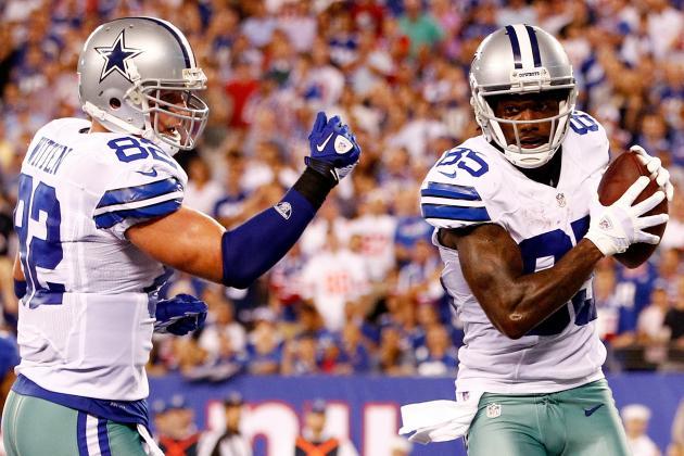 Kevin Ogletree: Breaking Down Cowboys WR's Fantasy Worth After Huge Game