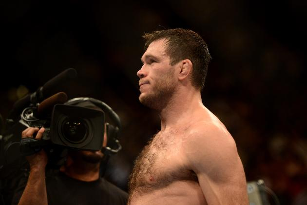 Why UFC's Chael Sonnen Needs to Focus on Forrest Griffin