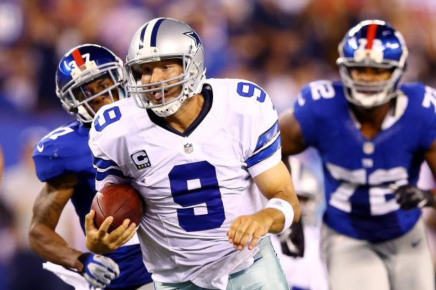 Tony Romo on the Road to Redemption After NFL Kickoff Win