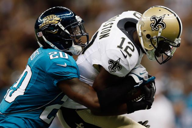 Wednesday Injury Report: Saints Marques Colston Misses Practice, Expects to Play