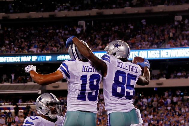 Fantasy Football 2012: Is Cowboys' Kevin Ogletree This Year's Victor Cruz?