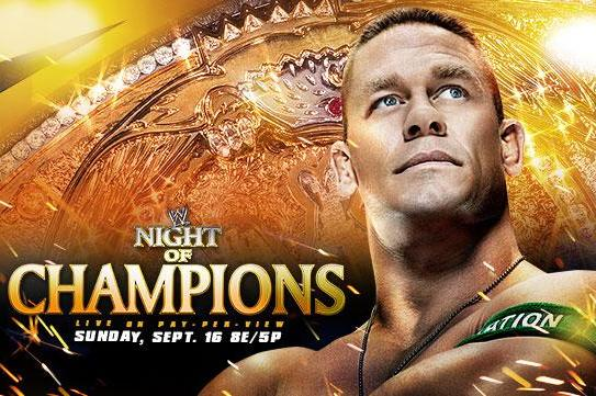 WWE Night of Champions 2012: Is the Concept a Waste of Time, or a Great PPV?