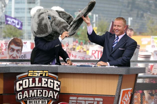 ESPN 'College GameDay' 2012: Why 'GameDay' Crew Gives Texas A&M the Edge