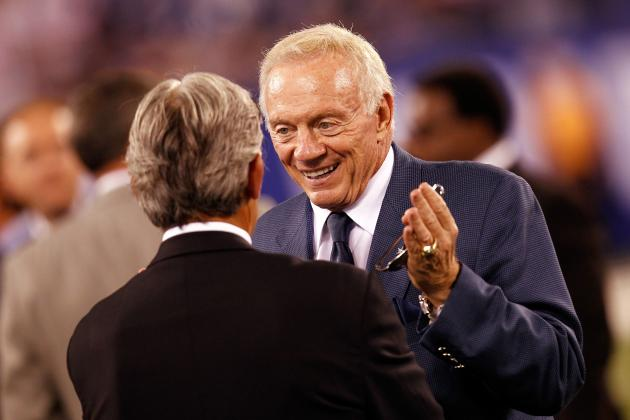 Cowboys' Victory over Giants Means More to Jerry Jones