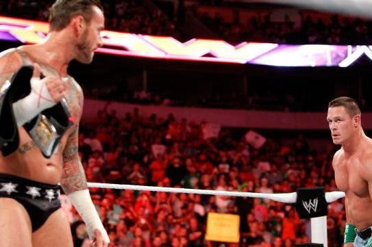 WWE Night of Champions 2012: Will CM Punk vs. John Cena Be Duos Best Match Yet?