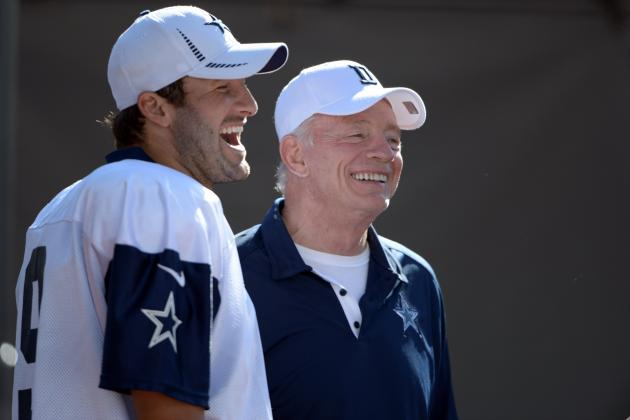 Dallas Cowboys Valued at $2.1 Billion and More NFC East News