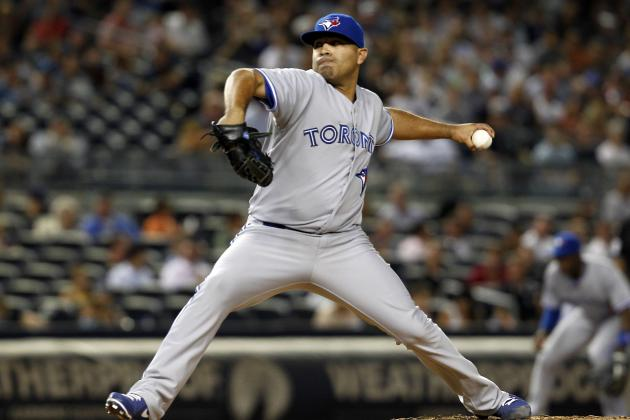 Blue Jays Will Skip Struggling Ricky Romero in Rotation