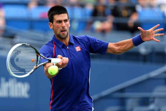 Djokovic vs. Del Potro: Djoker Will Thrive in First Big Test at the US Open