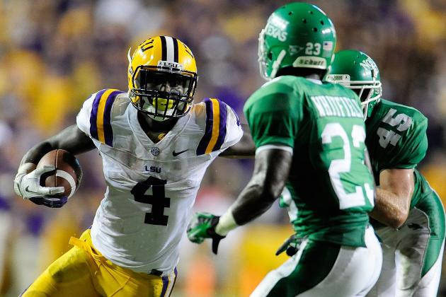 LSU Football: Are the Tigers Actually on Upset Alert vs. Washington?