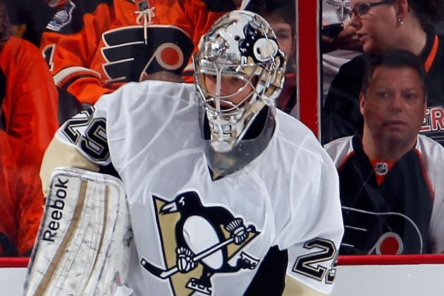 How Will Tomas Vokoun and Marc-Andre Fleury Co-Exist in Net for the Penguins?