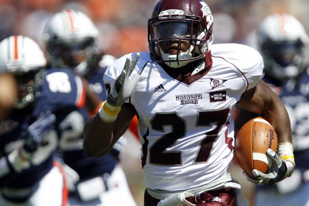 Mississippi State Football: 3 Reasons the Bulldogs Will Beat the Auburn Tigers