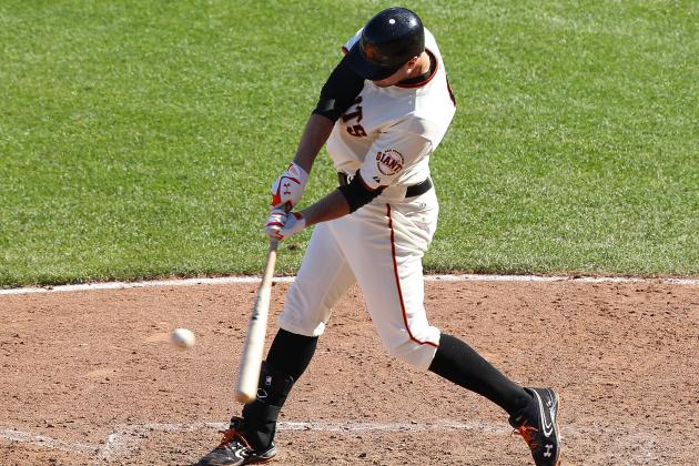 Brandon Belt Emerging as One of San Francisco Giants' Best Hitters