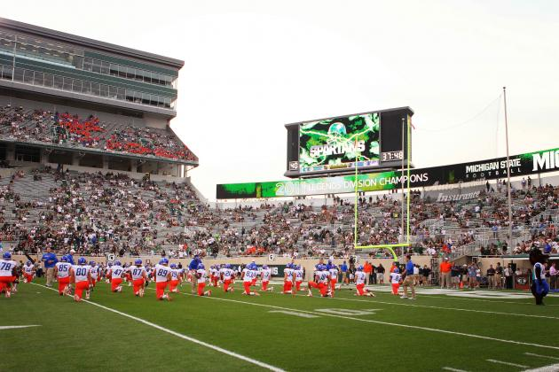MSU Board of Trustees to Vote on Expansion to Spartan Stadium