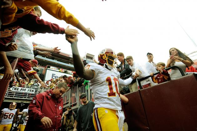 NFL Picks Week 1: How RG3, Washington Redskins Will Beat New Orleans Saints
