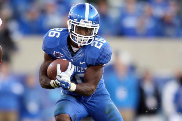 Kentucky Football: Starting Running Back CoShik Williams out for Kent State
