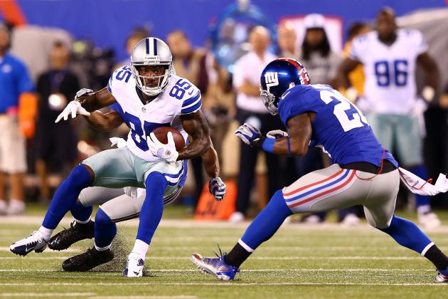 Cowboys vs. Giants 2012: Biggest Surprises of Season Opener