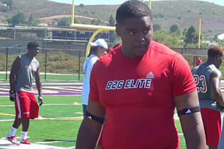 Christian Morris: Will Nebraska, Arkansas or Others Sway 4-Star OT from UCLA?