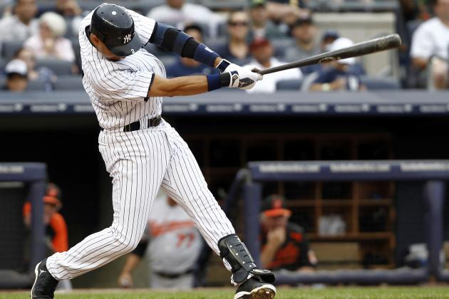 MLB Playoff Race: Why Derek Jeter Will Lead New York Yankees to AL Pennant