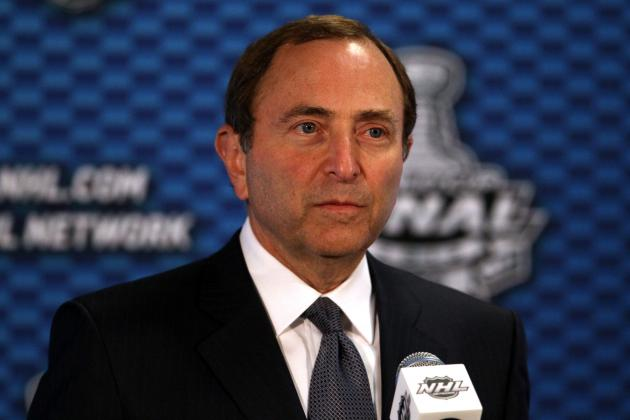 NHL CBA Negotiations: Why Gary Bettman Isn't to Blame