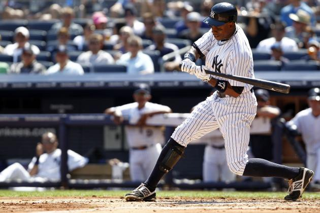 Curtis Granderson Hopes to Regain Home-Run Stroke to Power Yankees to Playoffs