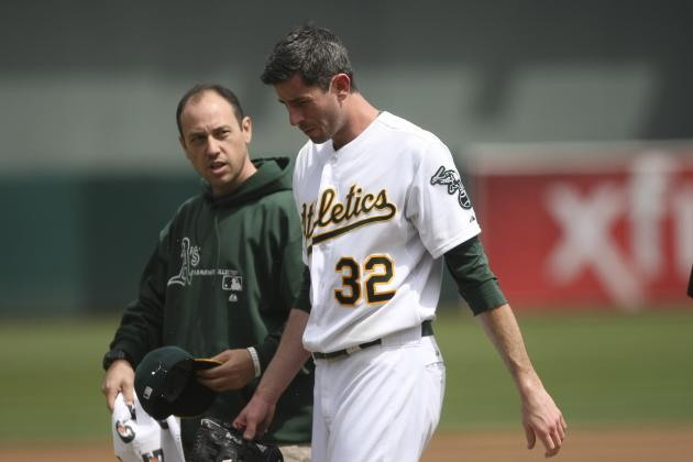 Brandon McCarthy Scare Is MLB's Latest Excuse to Adopt Helmets for Pitchers
