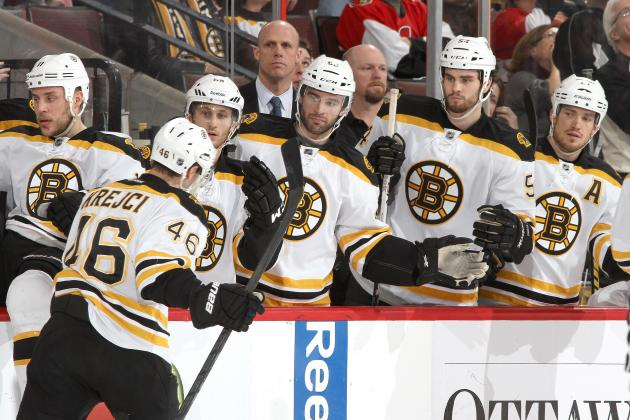 NHL Trade Rumors: Why the Bruins Should Hold on to David Krejci