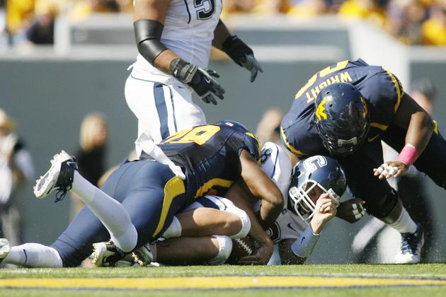 West Virginia Football: 3-3-5 or 3-4-4: Which Equals Big 12 9-0?