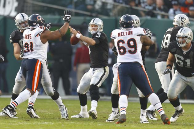 Chicago Bears: A Better Pass Rush Will Lead to More Success