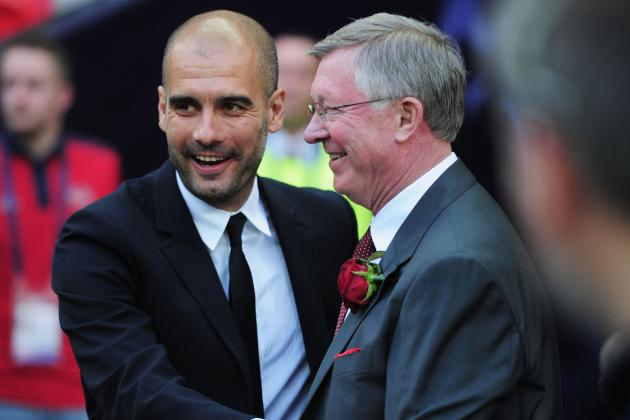 Pep Guardiola Reportedly Discusses Potential United Career with Sir Alex