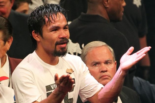Manny Pacquiao Is Hurting His Image with Drawn Out Opponent Decision