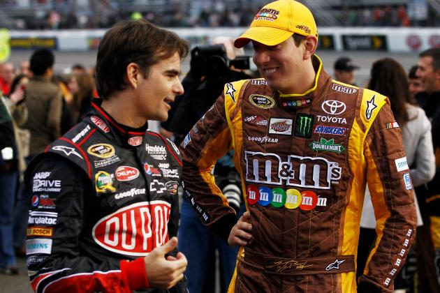 NASCAR Sprint Cup: Is the Chase Wild Card Really a Two-Man Race?