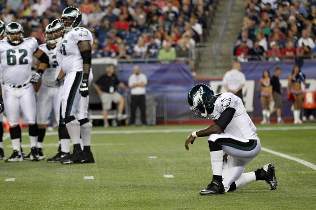 How Is Eagles QB Michael Vick Getting Hurt, and What Must He Do to Stay Healthy?