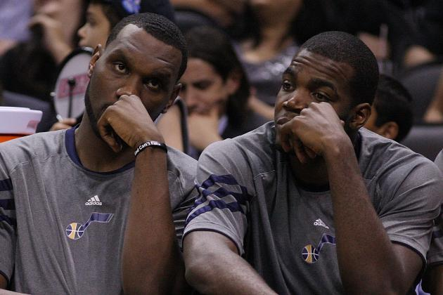 Is Paul Millsap or Al Jefferson More Likely to Be Traded in 2012-13?