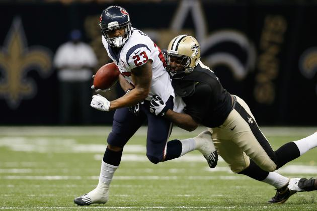 Arian Foster Injury: Latest Updates Surrounding Texans Star's Injured Knee