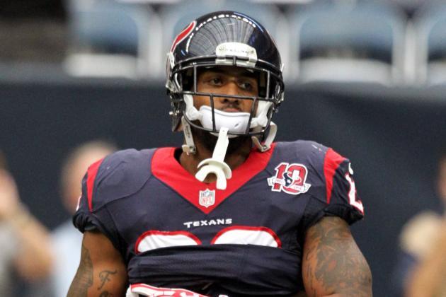 Arian Foster Injury: Latest Updates Surrounding Texans Star's Injured Knee