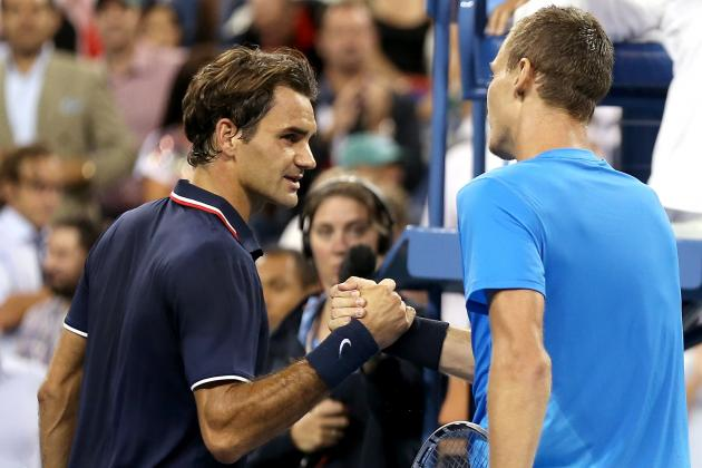 Roger Federer: Despite US Open Loss, Fed-Ex Remains King of 2012