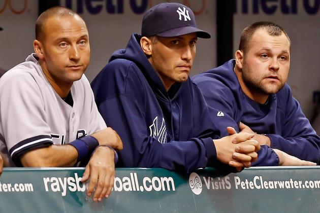 New York Yankees on the Brink of Historic Collapse