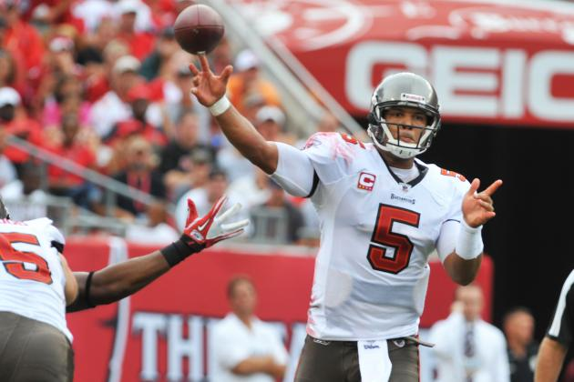 Josh Freeman Will Rebound for the Tampa Bay Buccaneers in 2012