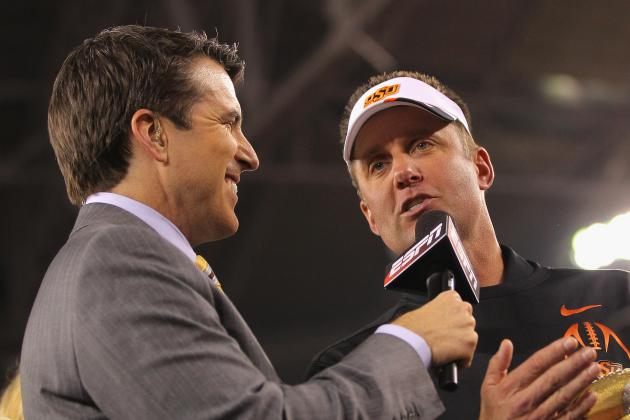 Big 12 Reportedly Agrees to 13-Year TV Deal with Multiple Networks