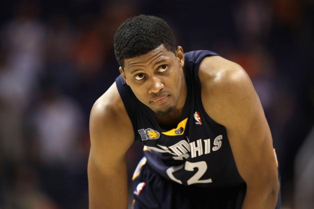 Should the Memphis Grizzlies Consider Trading Rudy Gay?