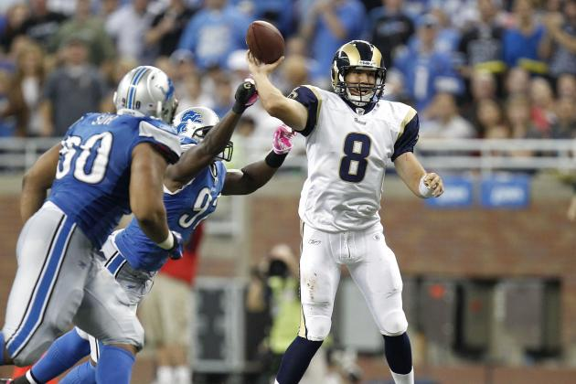 Rams vs Lions: 5 Keys to the Game for St. Louis