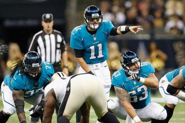 Jacksonville Jaguars: Blaine Gabbert Leads New Offense into Week One Matchup