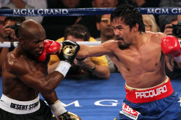 Manny Pacquiao: December Fight Date at MGM Grand in Doubt?