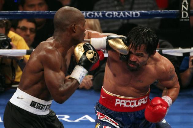 Bradley Sr. Talks Some Smack: Says Pacquiao Would Have Been KO'd If No Injury