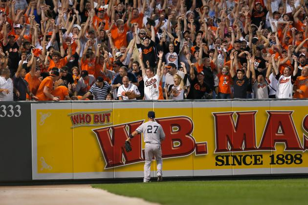 Renewed Rivalry Between Baltimore Orioles and NY Yankees Is Great for Baseball